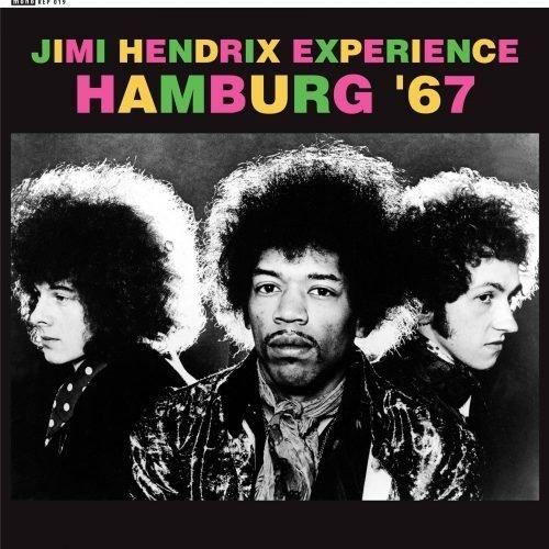 Jimi Hendrix Experience - Hamburg 67