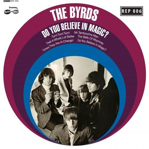 The Byrds EP