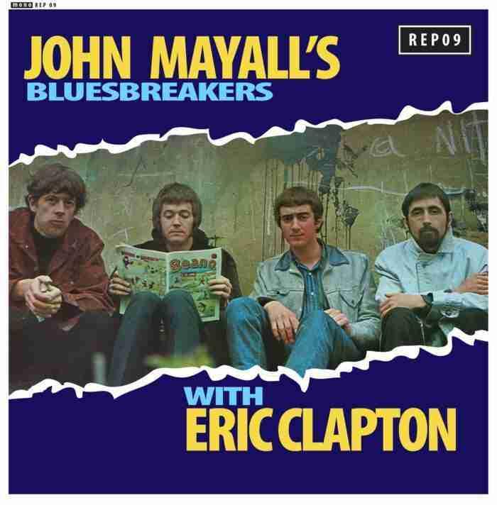 John Mayall - Eric Clapton Ep
