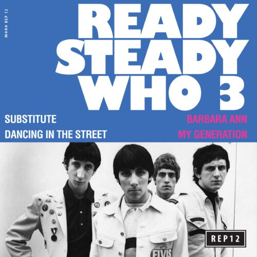 Ready Steady Who 3