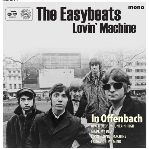 The Easybeats - Lovin' Machine