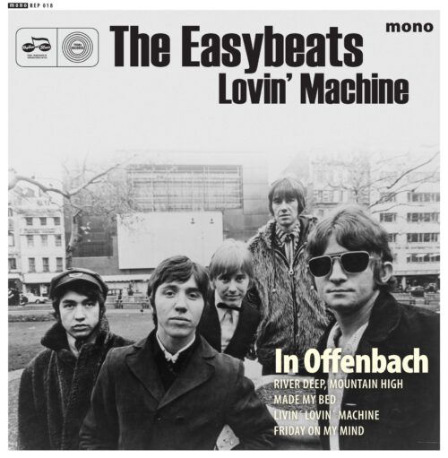 The Easybeats - Lovin' Machine