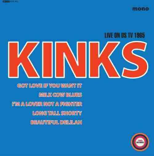 Kinks Live EP