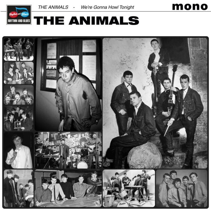 Animals - We're Gonna Howl Tonight