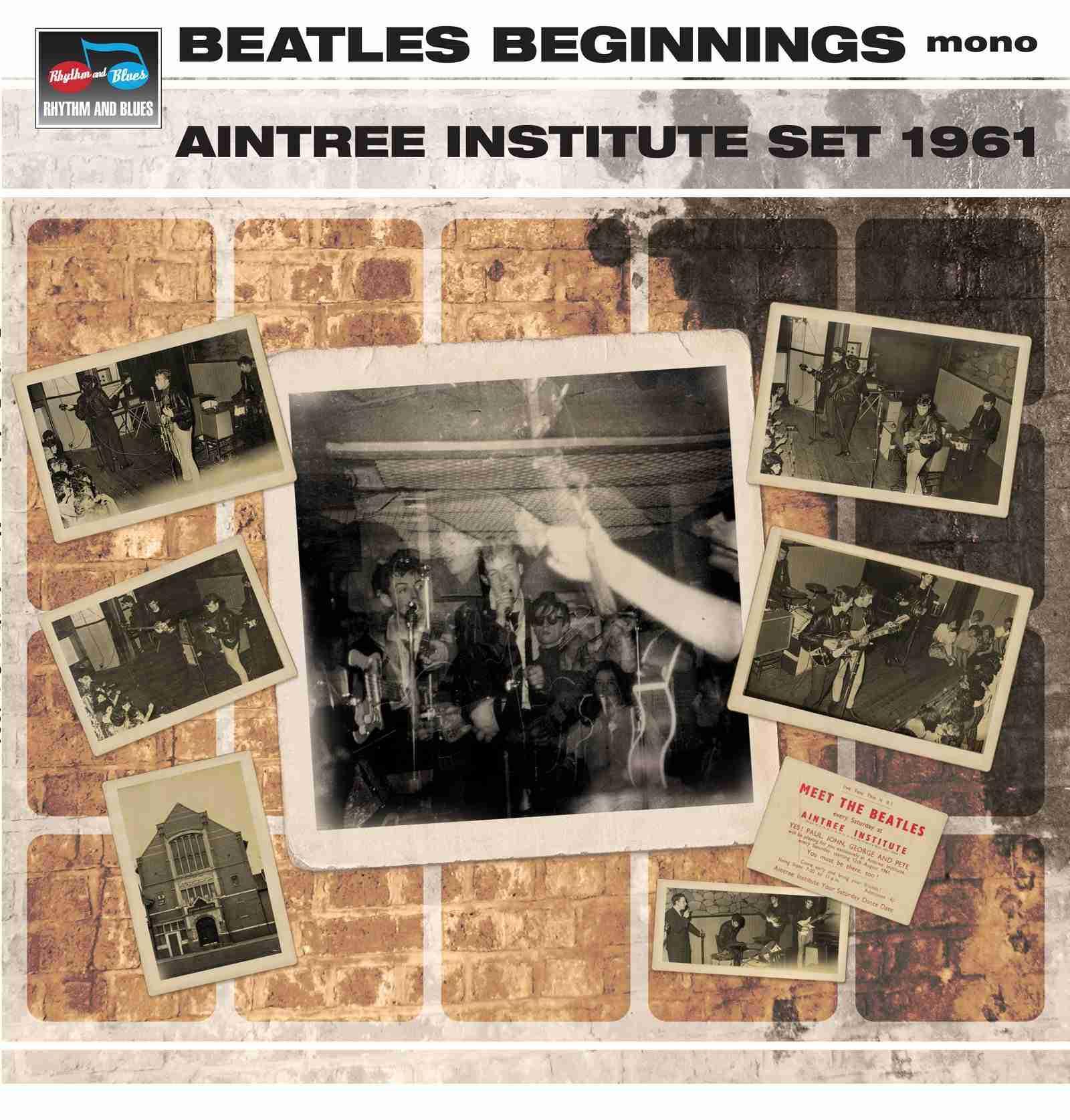 Beatles Beginnings - Aintree Institute Set 1961