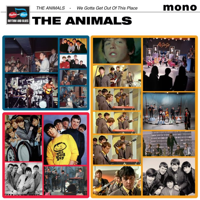 Animals We Gotta Get Out Of This Place LP