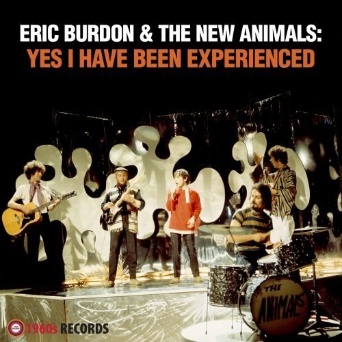 Eric Burdon and The New Animals LP