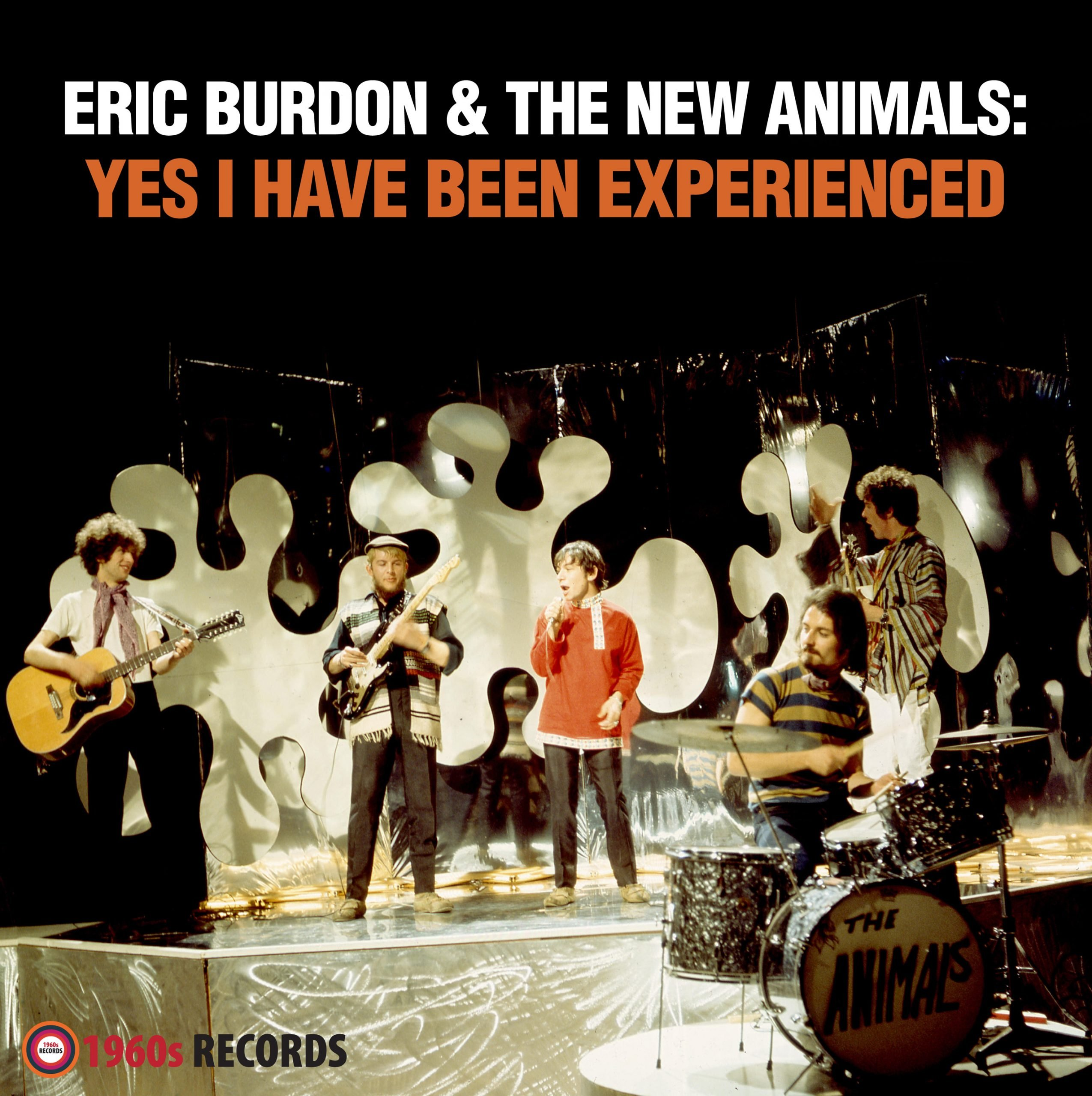 Eric Burdon and The New Animals LP