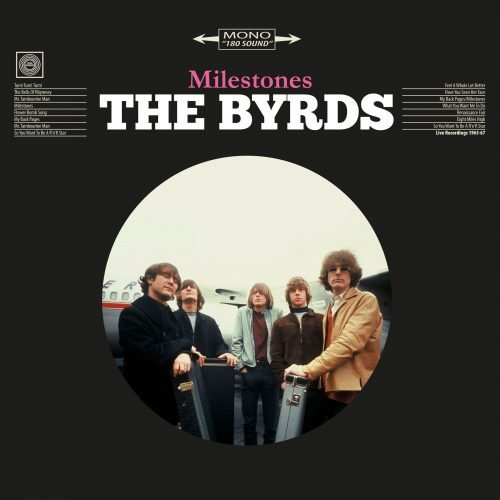 Byrds - Milestones LP