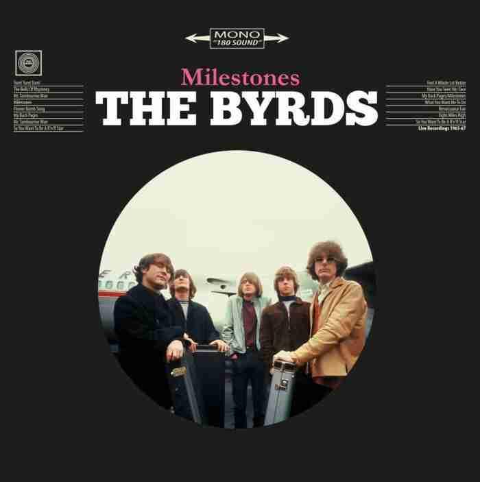 Byrds - Milestones LP