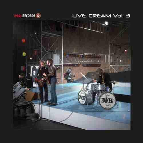 CREAM - Live