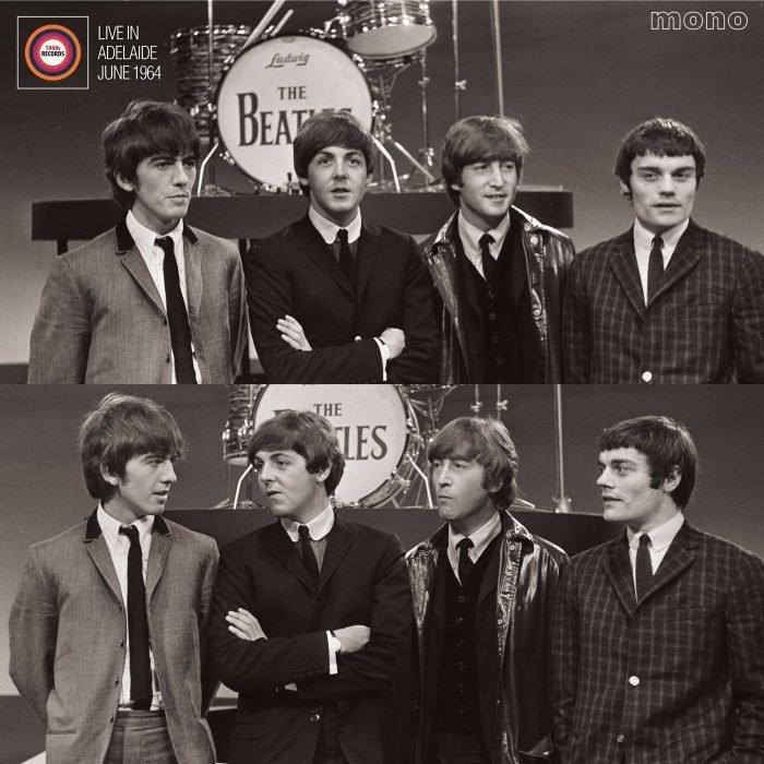 Beatles Adelaide LP