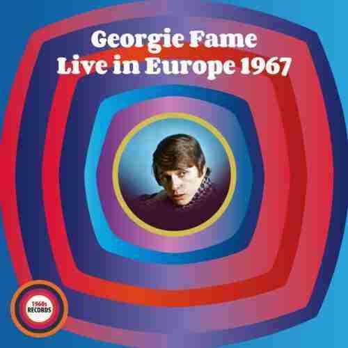 Georgie Fame Live Europe 67