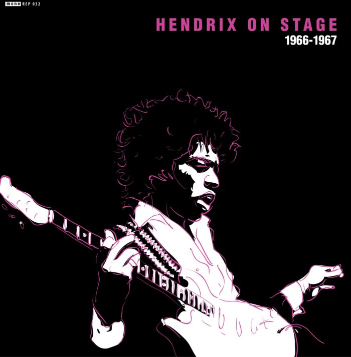 Hendrix On Stage EP