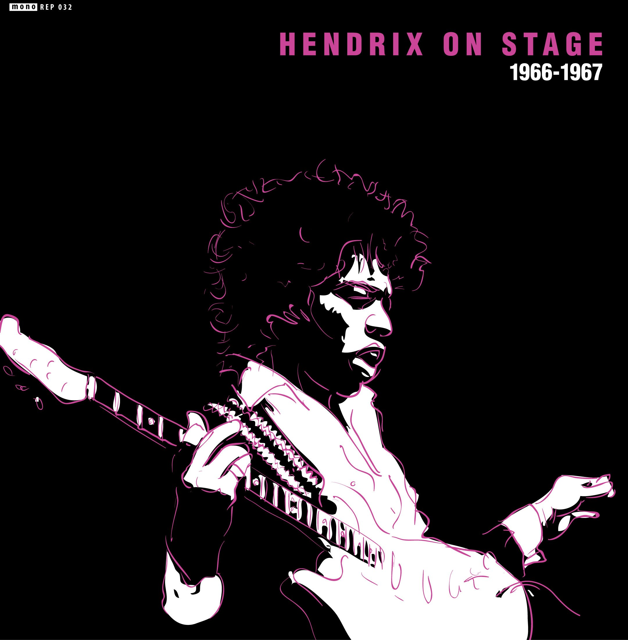 Hendrix On Stage EP