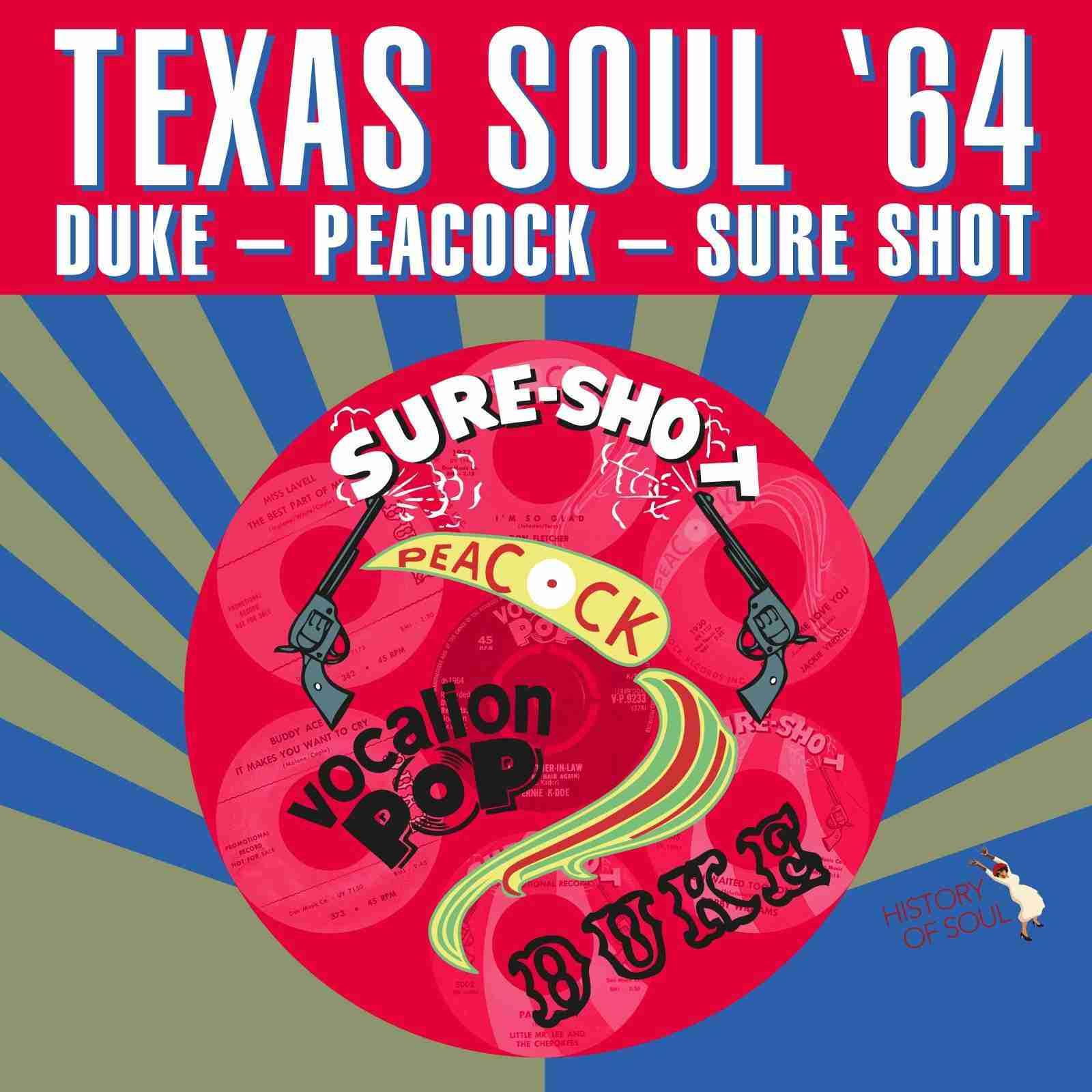 Texas Soul '64