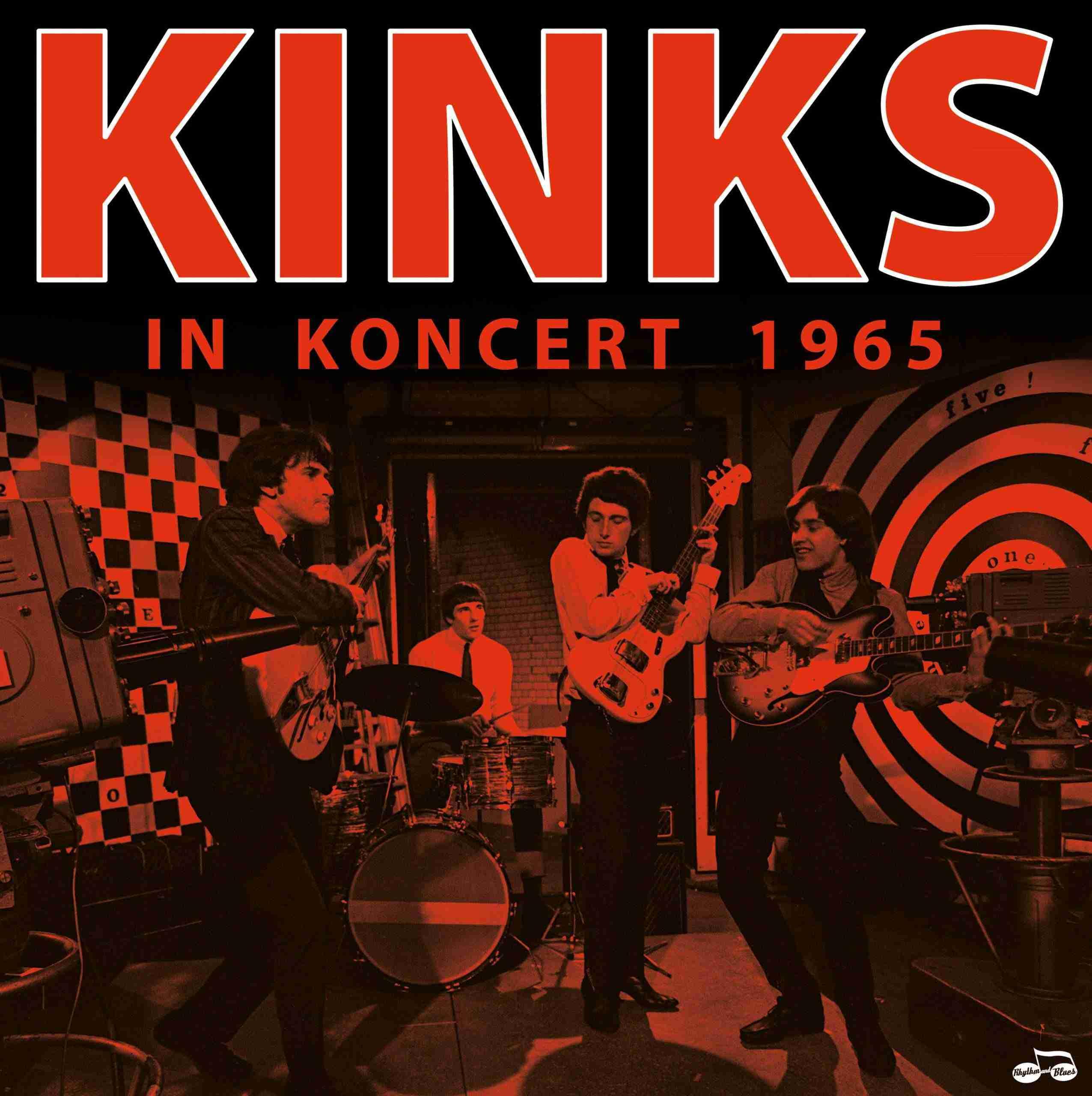 Kinks In Koncert