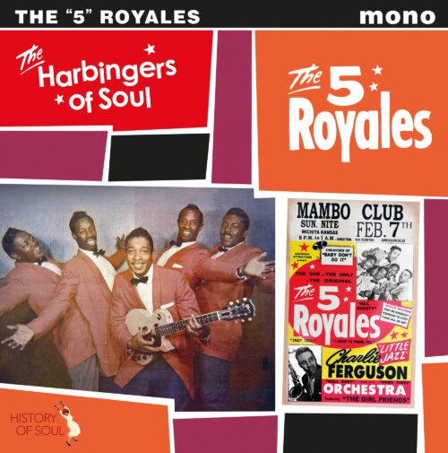 5 Royales LP