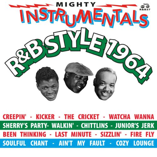 Mighty Instrumentals R&B Style 1964