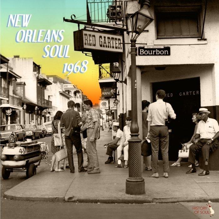 New Orleans 1968 LP