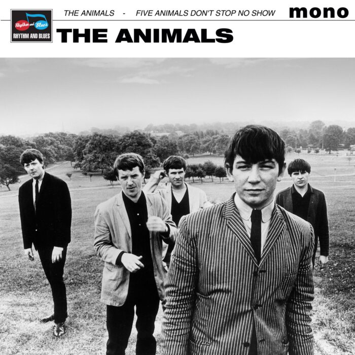 Animals - Five Animals Don't Stop No Show