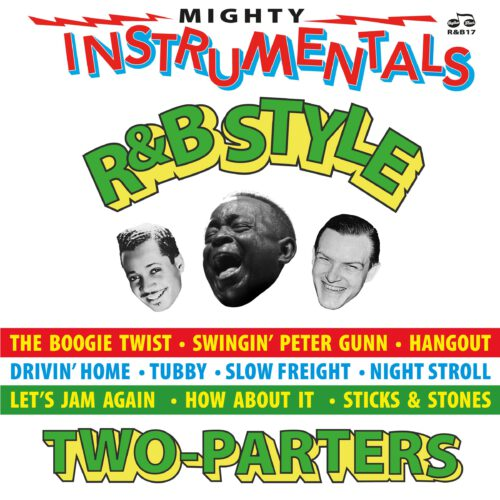 Mighty Instrumentals - Two Parters