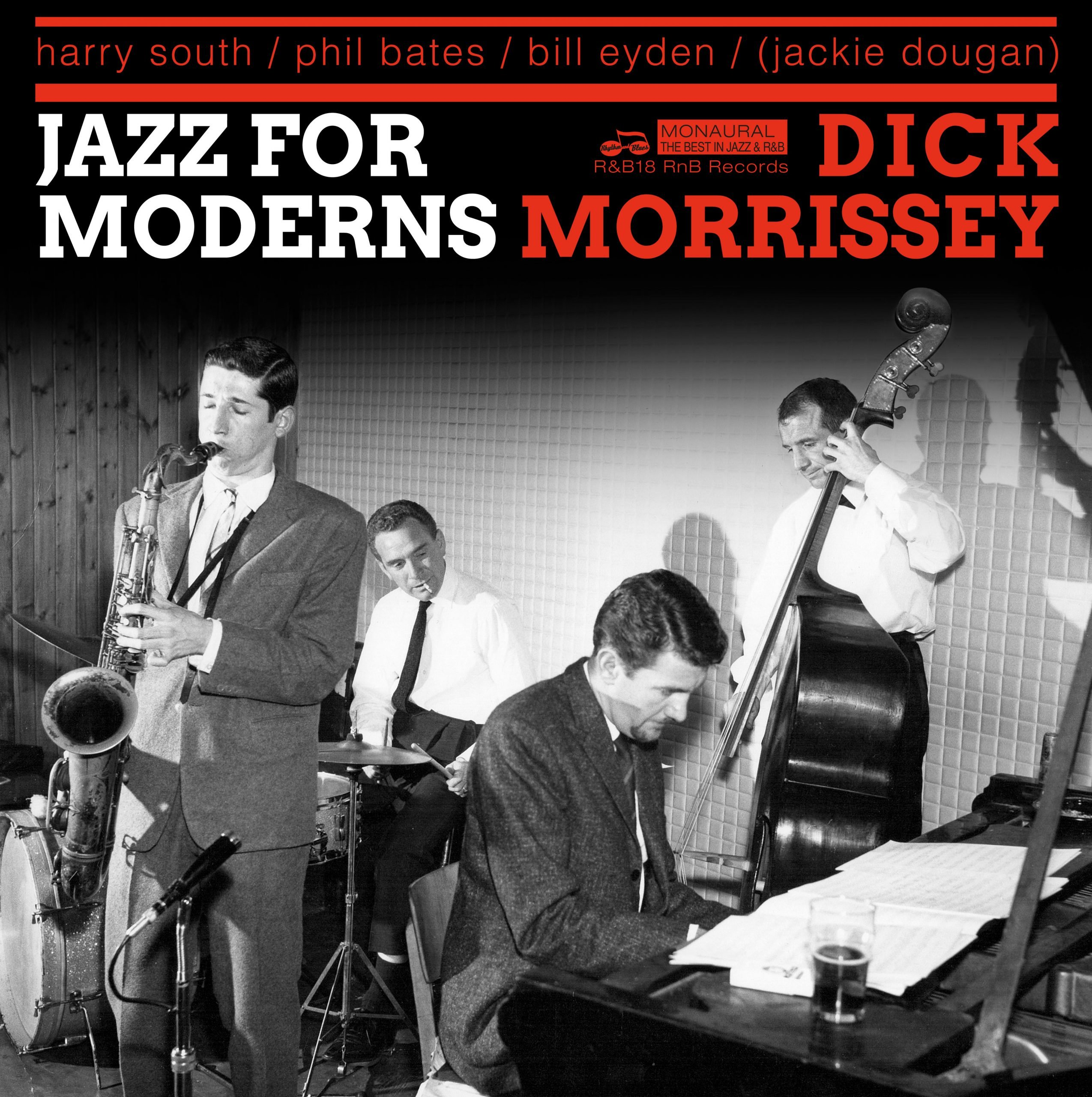 Dick Morrisey LP
