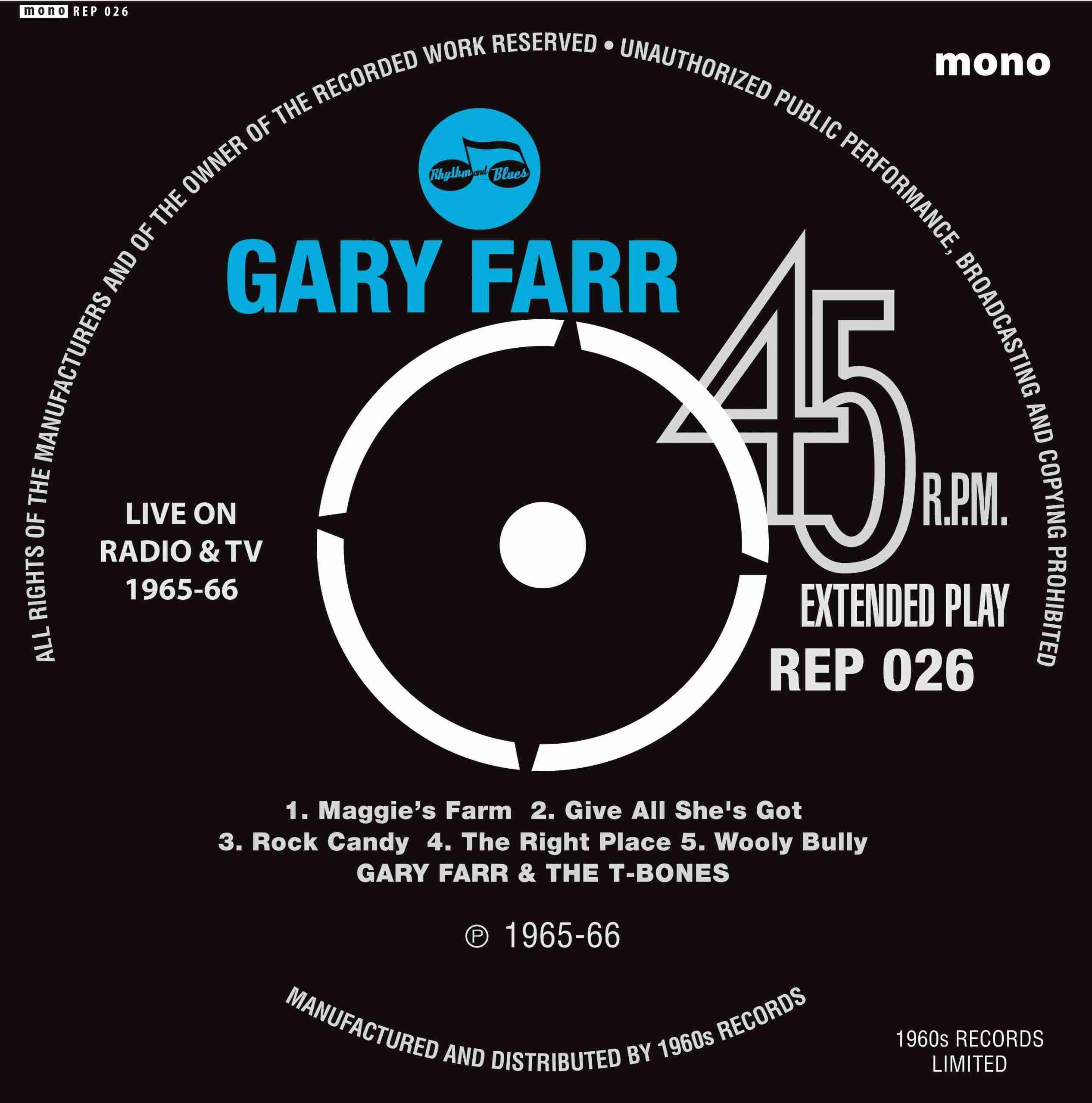 Gary Farr