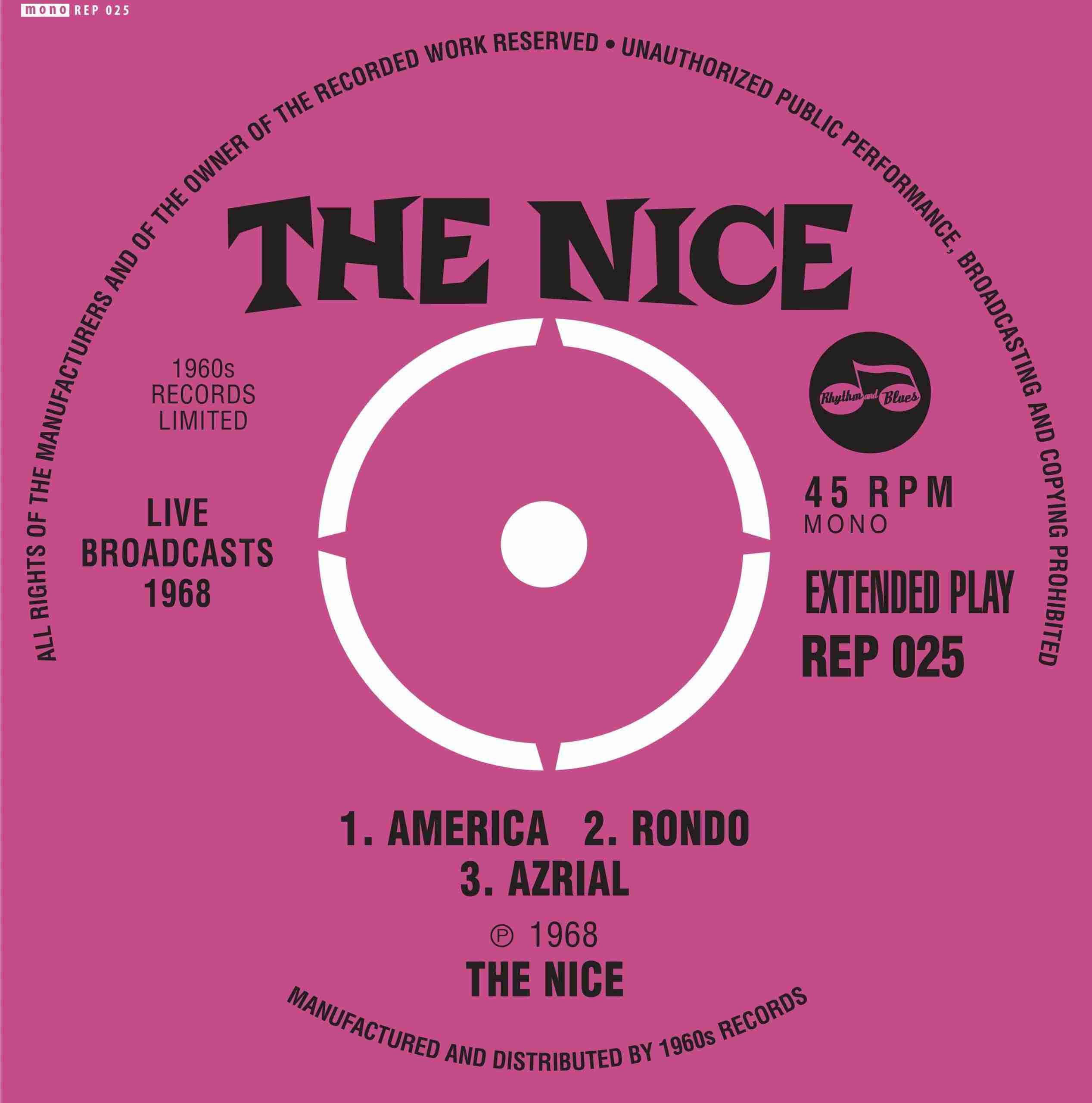 The Nice EP