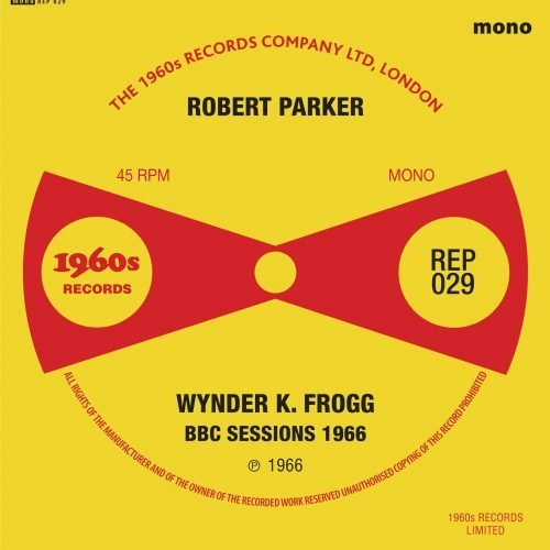 Robert Parker, Wynder K. Frogg