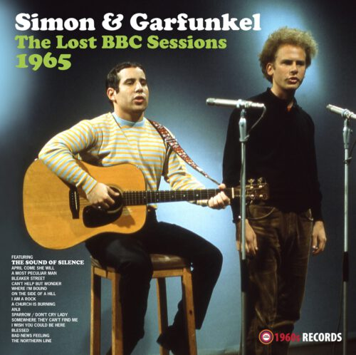 Simon & Garfunkel BBC Sessions LP