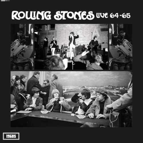 Rolling Stones - Live 64-65