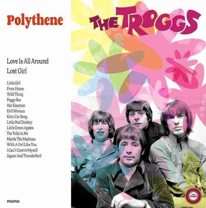 The Troggs - Live On The Radio