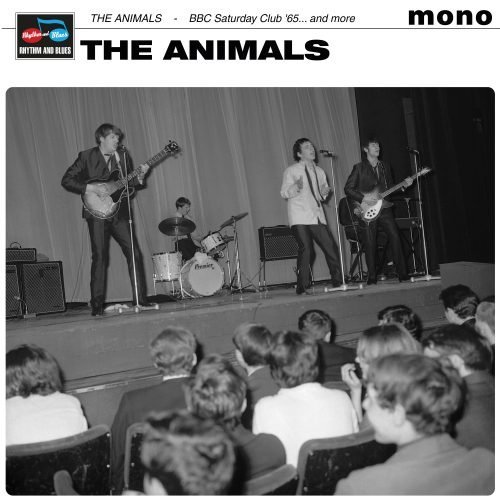 Animals - BBC Saturday Club '65 LP