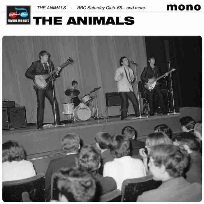 Animals - BBC Saturday Club '65 LP