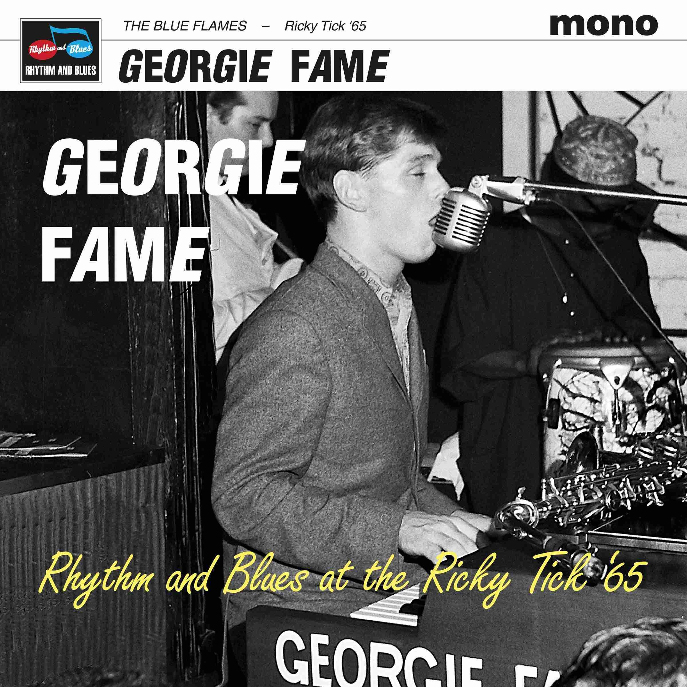 Georgie Fame, Live at the Ricky Tick