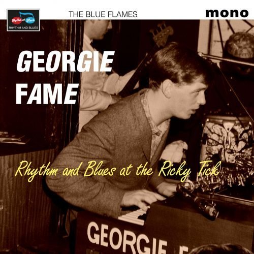 Georgie Flame - Blue Flames