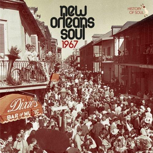 New Orleans Soul 1967