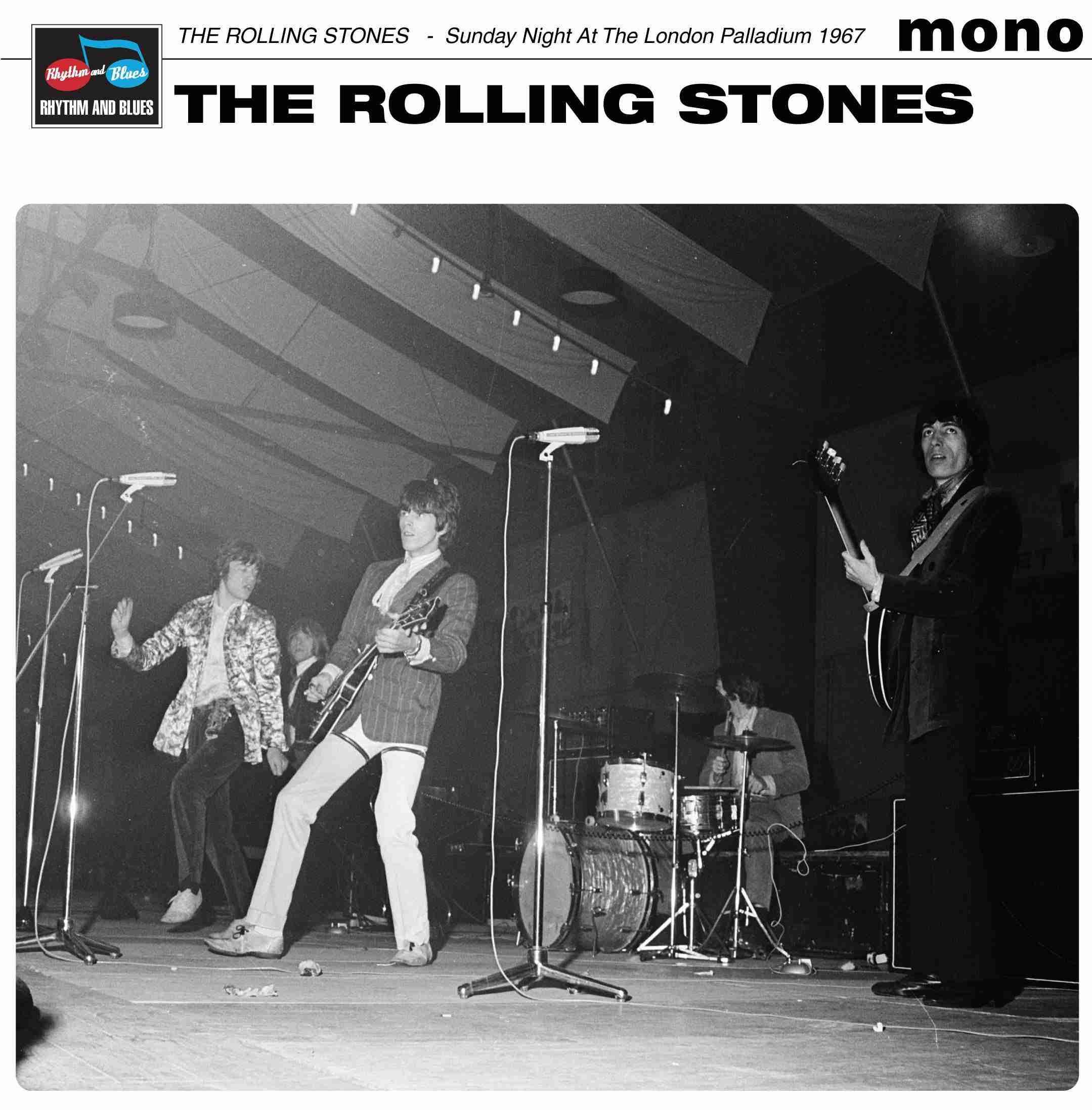Stones London Palladium