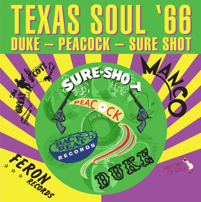 Texas Soul '66 LP