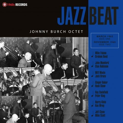 Johnny Burch Octet LP