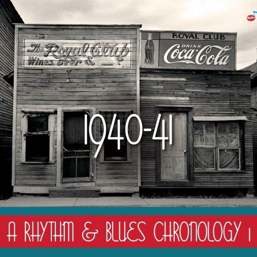 CHRONOLOGY VOLUME ONE 1940-1941