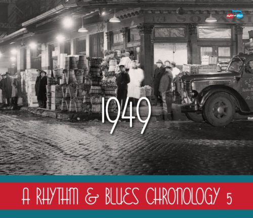 CHRONOLOGY VOLUME FIVE 1949