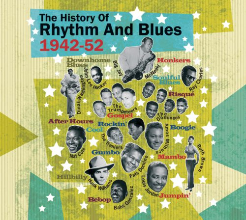 The History of Rhythm & Blues Volume Three 1952-1957