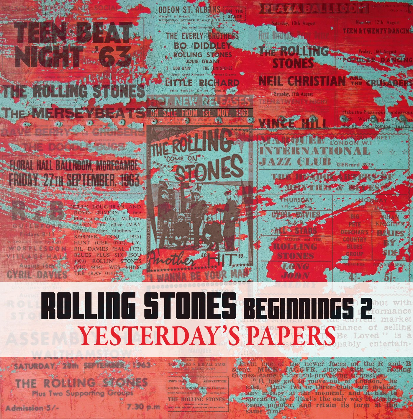 Rolling Stones Beginnings Vol 2