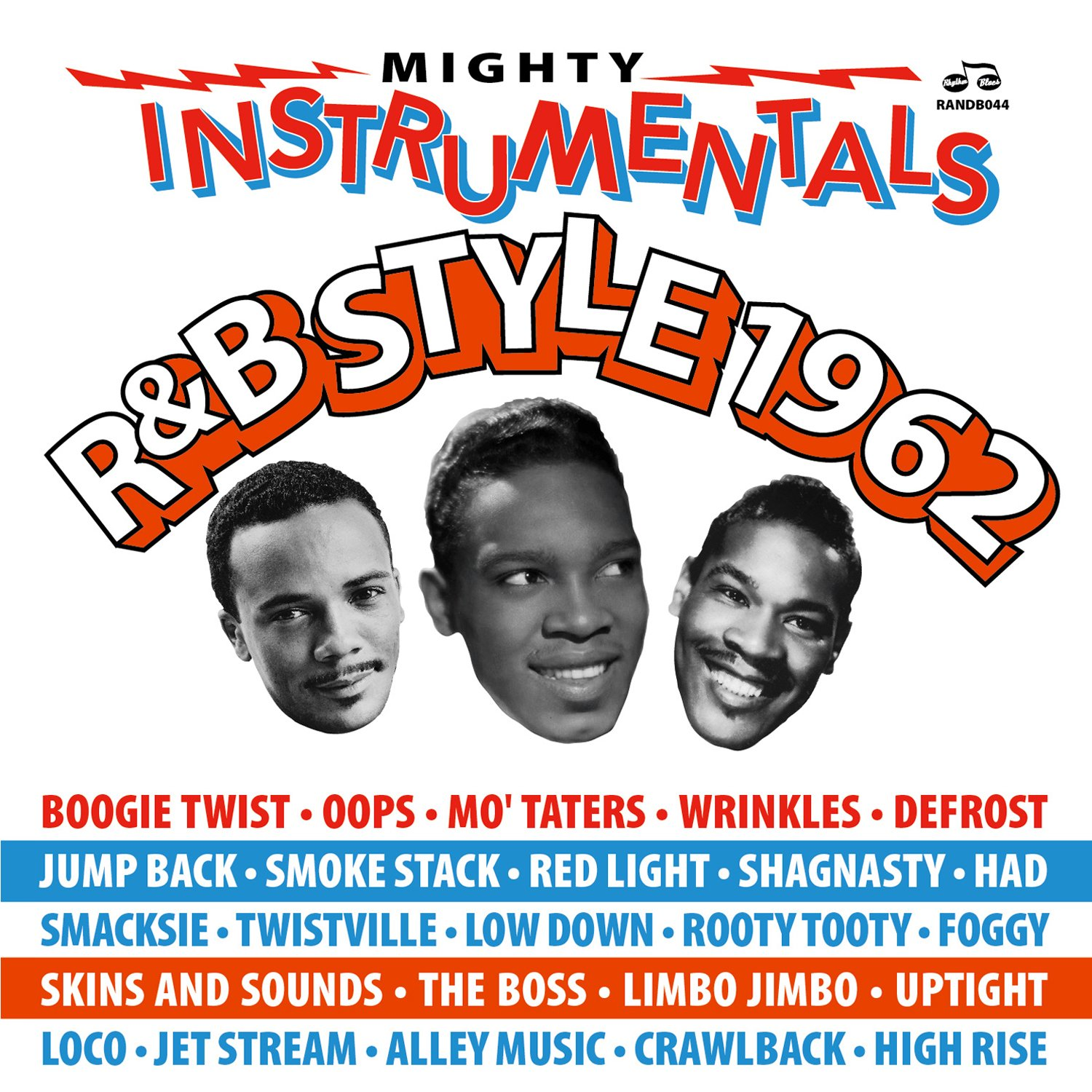 Mighty Instrumentals R&B-Style 1962
