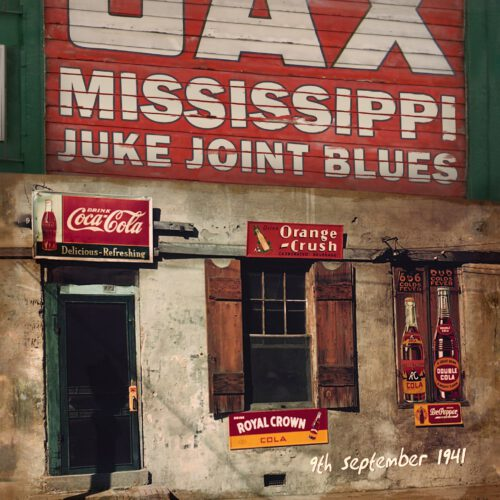 MISSISSIPPI JUKE JOINT BLUES
