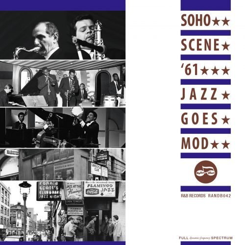 SOHO '61 CD JAZZ GOES MOD