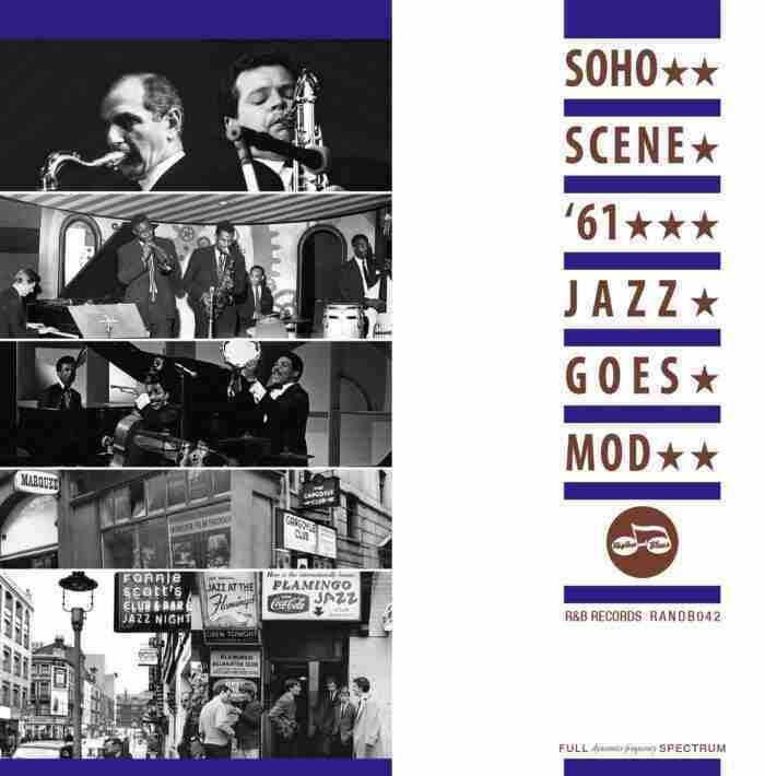 SOHO '61 CD JAZZ GOES MOD