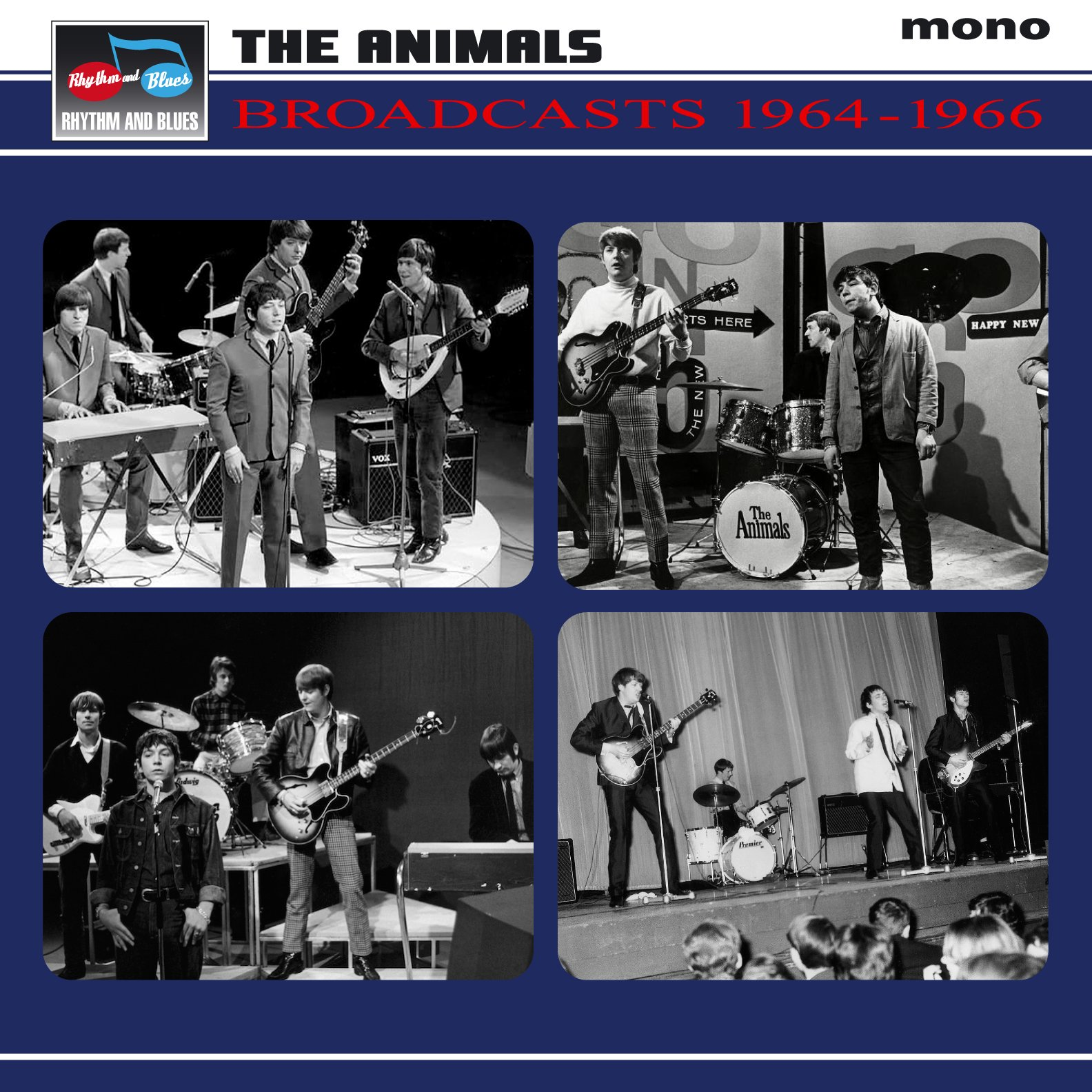 The Animals The Complete Live Broadcasts